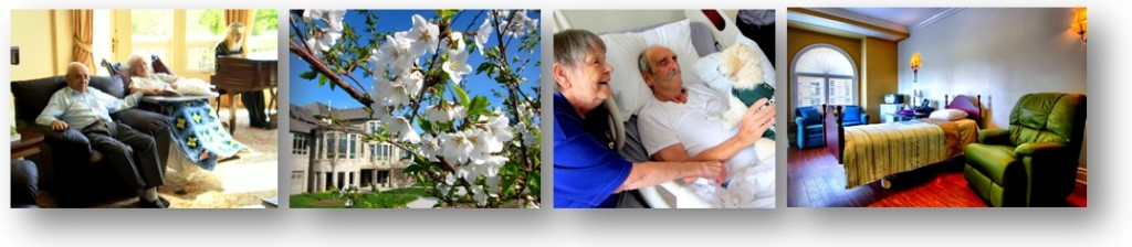 SH patient and hospice montage