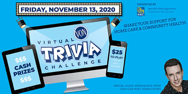 Virtual VON Trivia Challenge