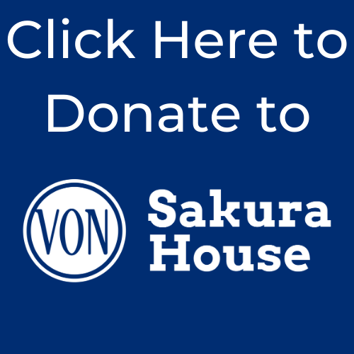 Click Here to Donate to sakura